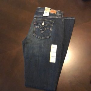 Levi Skinny Flare Jeans